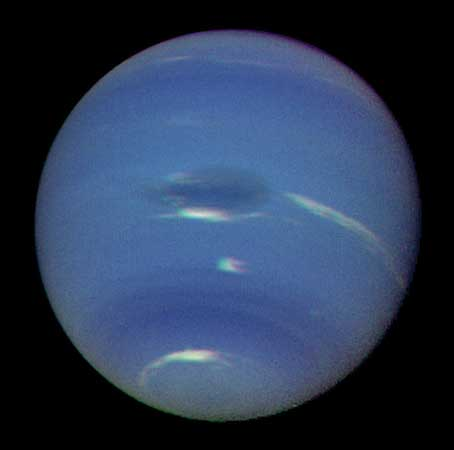 The Blue Planet Neptune Planet - Pics about space
