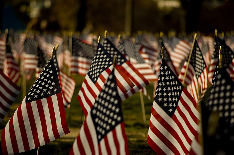 800px-Americanflags