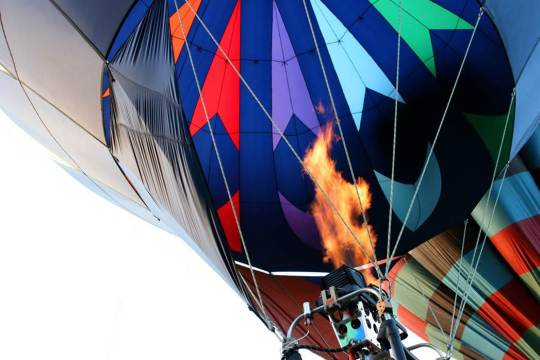 fireballoon