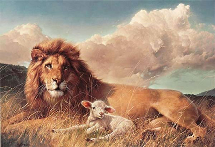 lion-and-the-lamb-art
